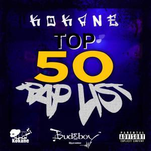 Album Top 50 Rap List from Kokane