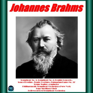 Album Brahms: Symphony No. 1 - Symphony No. 2 - Double Concerto from Leonard Rose
