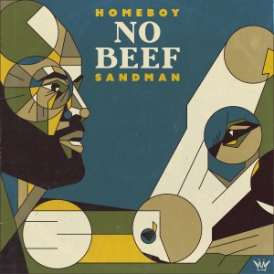 Album No Beef from Homeboy Sandman