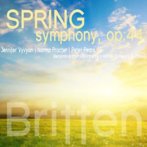 Jennifer Vyvyan的專輯Britten: Spring Symphony, Op. 44