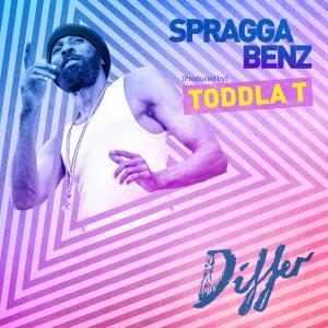 Album Differ from Spragga Benz