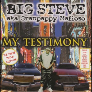 My Testimony (Clean)