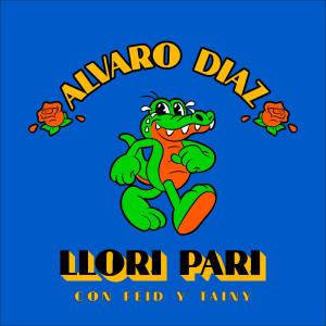 Album Llori Pari from Feid