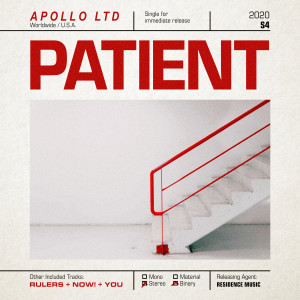 Album Patient from Apollo LTD