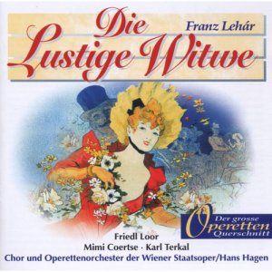 Listen to Die Lustige Witwe: O Vaterland du machst bei Tag song with lyrics from Friedl Loor