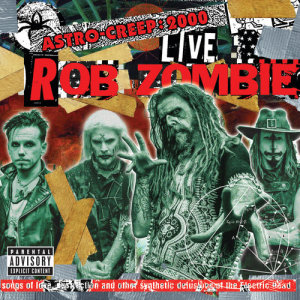 Album Electric Head, Pt. 2 (The Ecstasy) from Rob Zombie