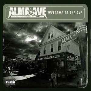 Album Welcome to the Ave from Alma Ave