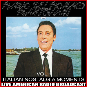 Album Italian Nostalgia Moments - Vol 1 from Mantovani