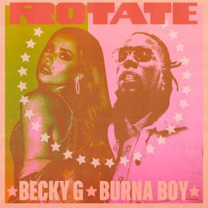 Album Rotate from Burna Boy