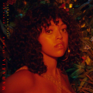 Listen to Simmer (feat. Burna Boy) (Star.One Remix) song with lyrics from Mahalia