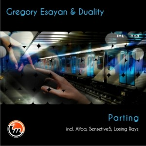 Album Parting from Gregory Esayan