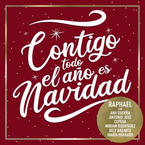 Album Contigo Todo El Año Es Navidad from Raphael