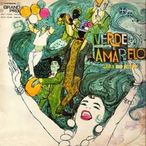 Album Verde e Amarelo from Pocho Perez