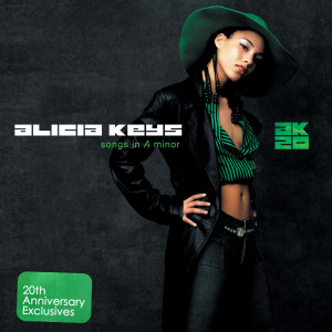 Album Songs In A Minor: 20th Anniversary Exclusives from Alicia Keys