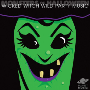 The Hit Co.的專輯Monsters of Halloween: Wicked Witch Wild Party Music