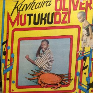 Album Kuvhaira from Oliver 'Tuku' Mtukudzi