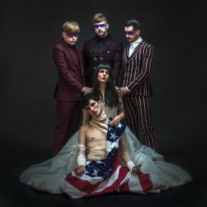 Album America At Night from Creeper
