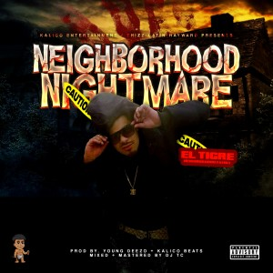Album Neighborhood Nightmare - EP (Explicit) from Neighborhood Family