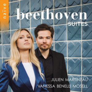 Album Beethoven Suites from Vanessa Benelli Mosell