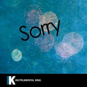 Instrumental King的專輯Sorry (In the Style of Justin Bieber) [Karaoke Version] - Single