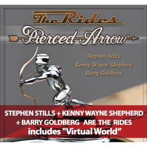 Album Pierced Arrow from The Rides