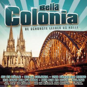 Album Bella Colonia - De schönste Leeder us Kölle from De Boore