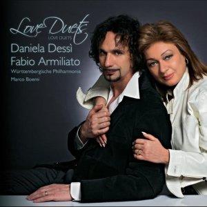 Daniela Dessi的專輯Love duets