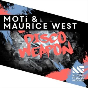 Album Disco Weapon from Maurice West