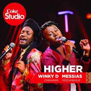Album Higher from Winky D