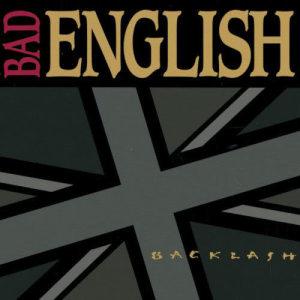 Album Backlash from Bad English