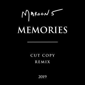 Listen to Memories song with lyrics from Maroon 5