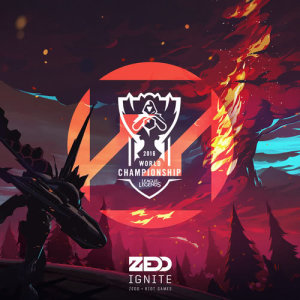 Zedd的專輯Ignite (2016 League Of Legends World Championship)