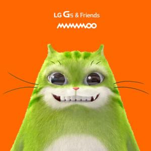 MAMAMOO的專輯LG G5 & Friends OST