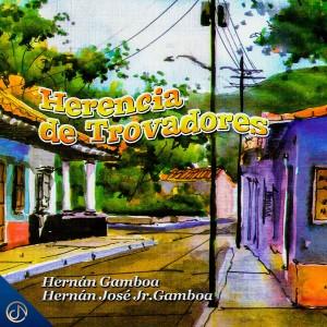 Album Herencia de Trovadores from Hernán Gamboa