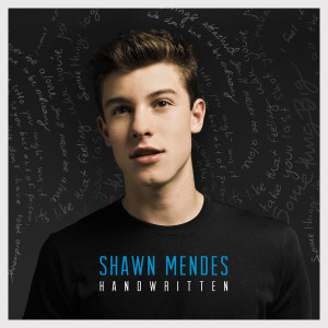 Handwritten 2015 Shawn Mendes