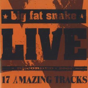 Live (17 Amazing Tracks) 2005 Big Fat Snake