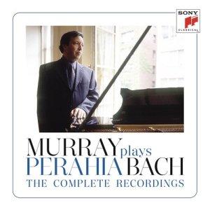 Murray Perahia的專輯Murray Perahia plays Bach - The Complete Recordings
