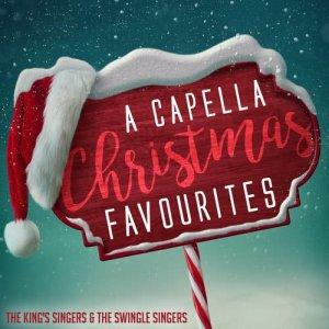 The Swingle Singers的專輯A Capella Christmas Favourites