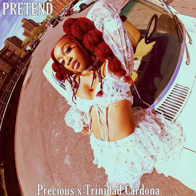 Album Pretend from Precious
