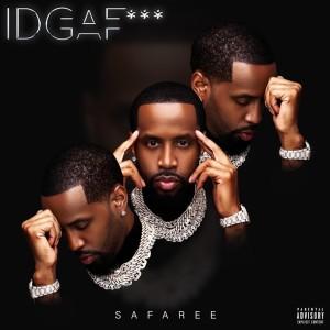 Album IDGAF*** (Explicit) from Safaree