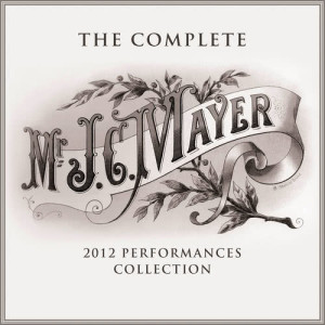 John Mayer的專輯The Complete 2012 Performances Collection