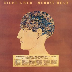 Murray Head的專輯Nigel Lived