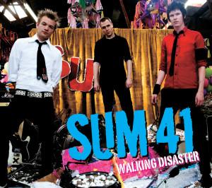 Walking Disaster dari Sum 41