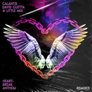 Album Heartbreak Anthem (Remixes) from David Guetta