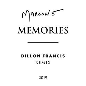 อัลบัม Memories (Dillon Francis Remix) ศิลปิน Maroon 5