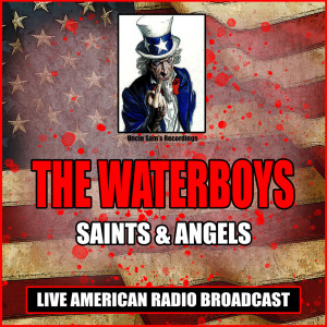 Album Saint & Angels from The Waterboys
