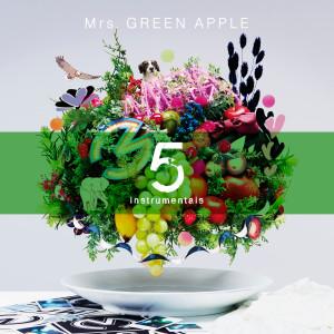 Album 5 -Instrumentals- from Mrs. GREEN APPLE