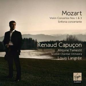 Scottish Chamber Orchestra的專輯Mozart: Violin Concertos Nos. 1 & 3, Sinfonia concertante