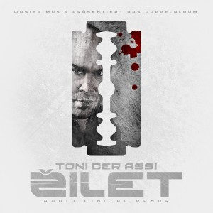 Album Zilet: Audio Digital Rasur from Toni der Assi
