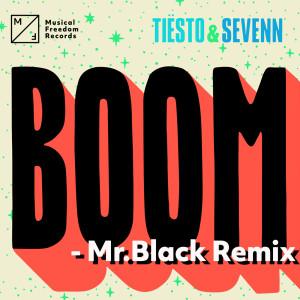 BOOM 2017 Tiësto; mr. black